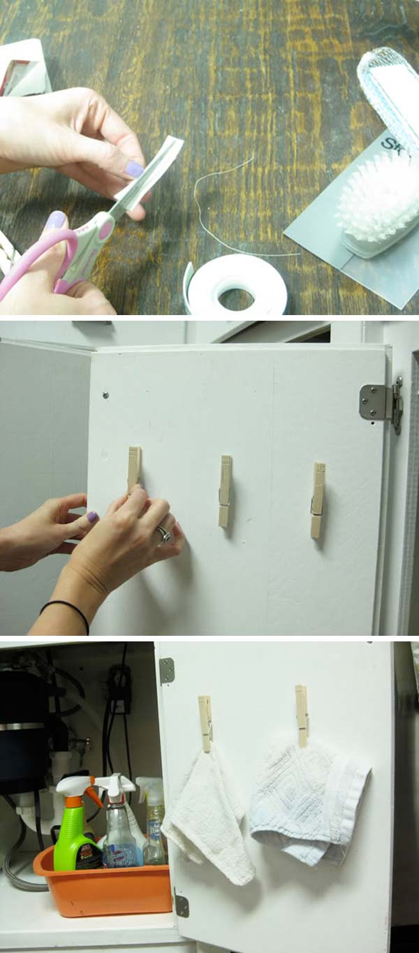 15 Easy And Clever Hacks To Organize Kitchen Cabinets