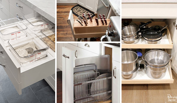 15 Easy And Clever Hacks To Organize Kitchen Cabinets Amazing