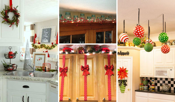 Top 31 Awesome Decorating Ideas To Get Bathroom A Christmas Look
