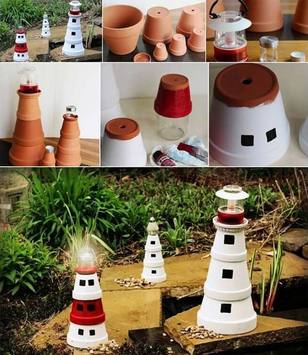 21 Creative Diy Lighting Ideas: 20 Cool And Easy DIY Ideas To Display Your Solar Lighting