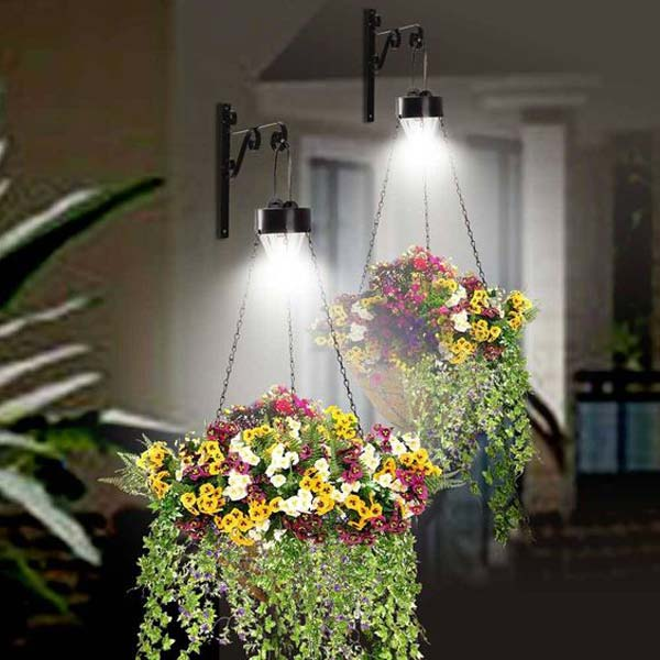 19 Handmade Cheap Garden Decor Ideas To Upgrade Garden: 20 Cool And Easy DIY Ideas To Display Your Solar Lighting