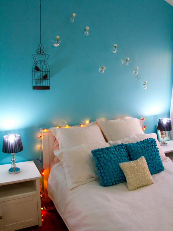 astonishing decorating idea bedroom design   33 Best Christmas Decorating Ideas for Your Bedroom ...
