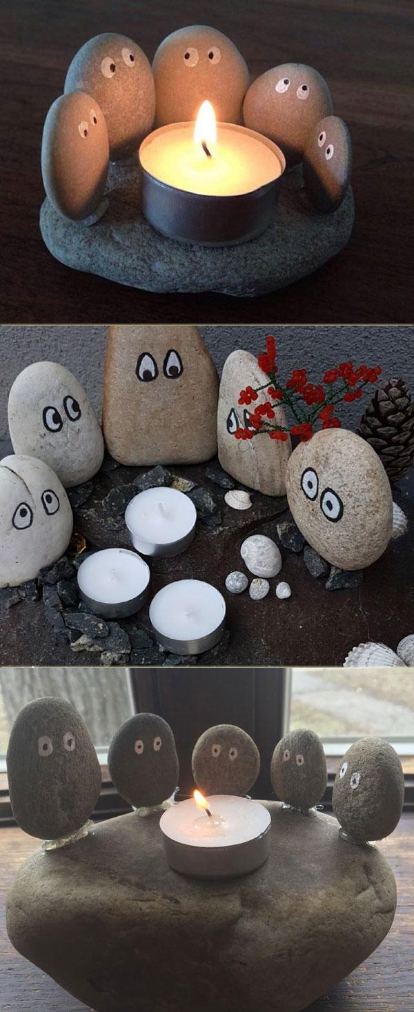Stone Art Diy