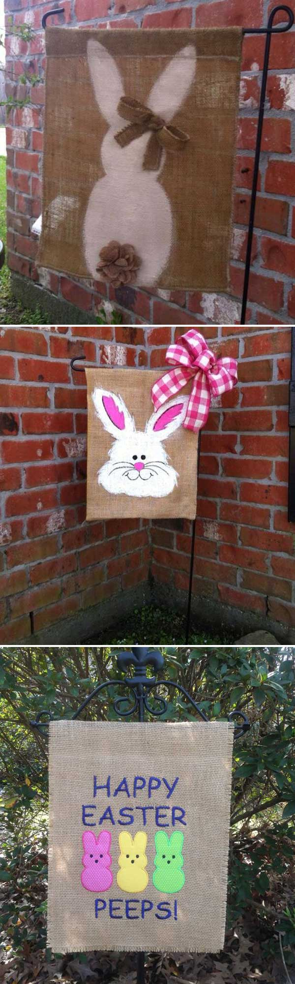 Top 22 Cutest Diy Easter Decorating Ideas For Front Yard
