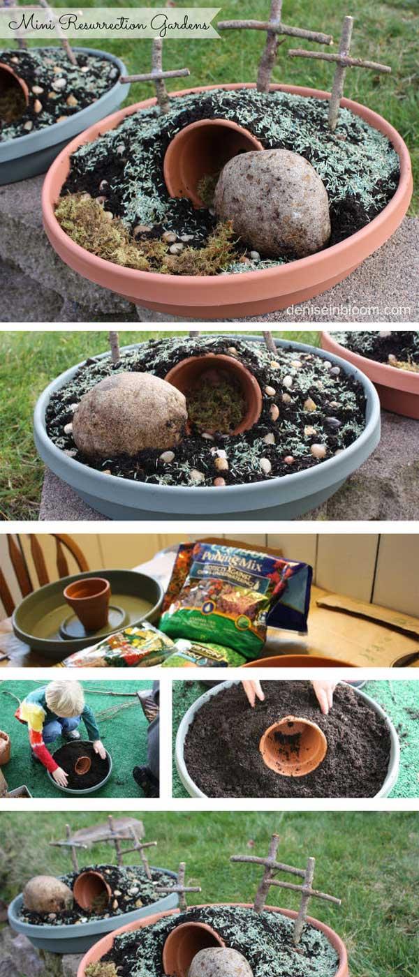 Mini Resurrection Gardens