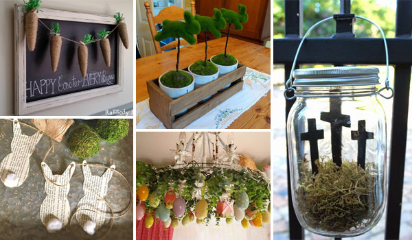 27 Easy and Low-Budget Crafts to Make This Easter