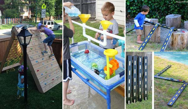 22 Awesome DIY Garden and Yard Projects for Kids Summer Fun