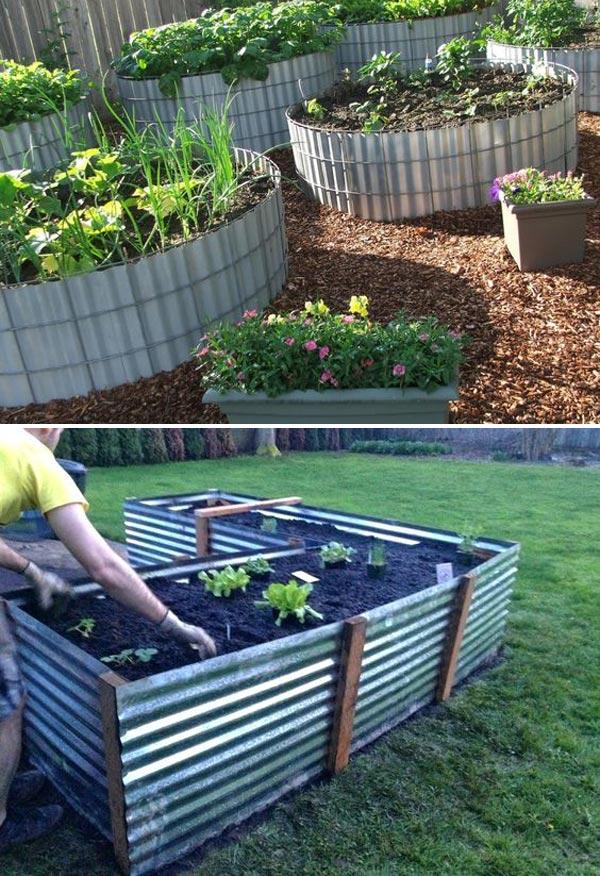 Grow Your Plants In Raised Garden Beds Amazing Diy