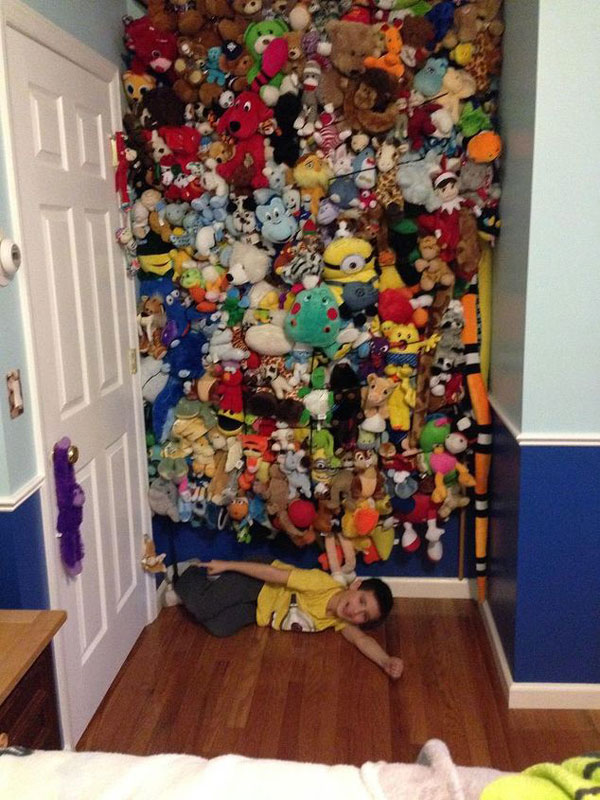 The Most 31 Cool Stuffed Animal Storage Ideas To Inspire