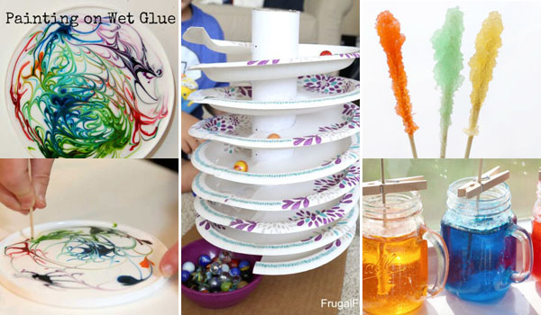 These 15 DIY Crafts Will Keep Kids Busy During Coronavirus Lockdown