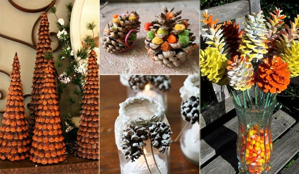 20 Of The Most Amazing Things To Do With Pinecones