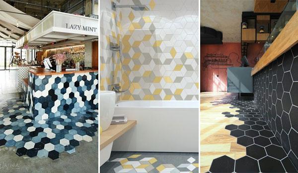 10 Modern & Astounding Tile Floor Ideas For Your Home