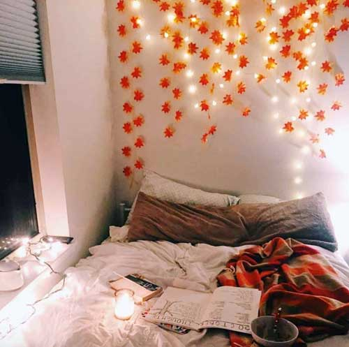 Best 38 Fall Bedroom Decor Ideas You Want To Try In 2020