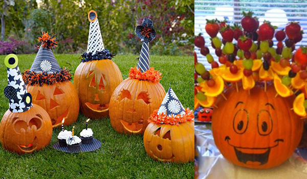 Best Tips to Host a Halloween Pumpkin Party