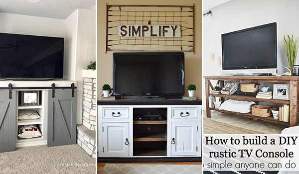 Best 15 DIY Entertainment Center In Style