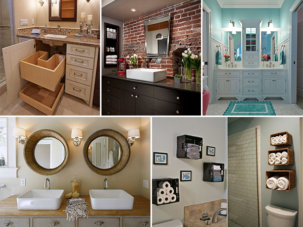 25 Bathroom Decor Ideas to Try in Your Home