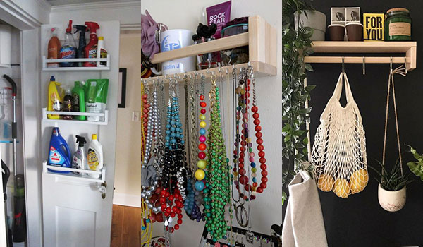 17 Clever Ideas to Rock Your IKEA Spice Racks