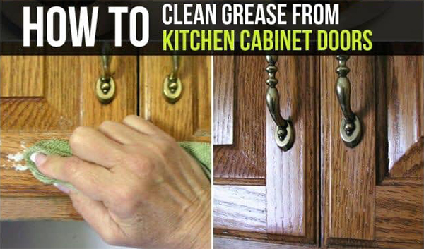 Cleaning Grease Stains Archives, Best Cleaner To Clean Grease Off Kitchen Cabinets