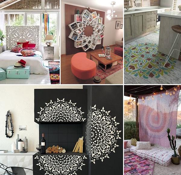 17 Mandala Decor Ideas To Rock Your Home