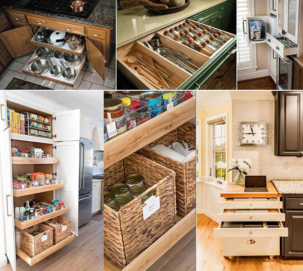15 Shallow Drawer Ideas Help to Maximize Your Storage Space