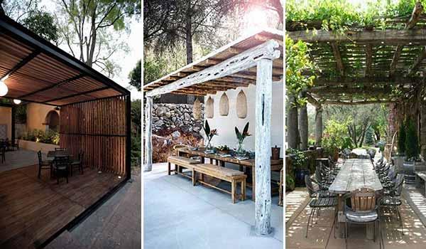 Best 26 Design Ideas For A Beautiful Pergola