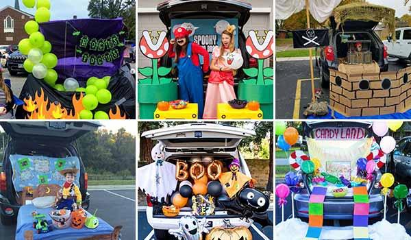 42 Wild, Crazy, Fun Treat or Trunk Ideas To Make Halloween Entertaining